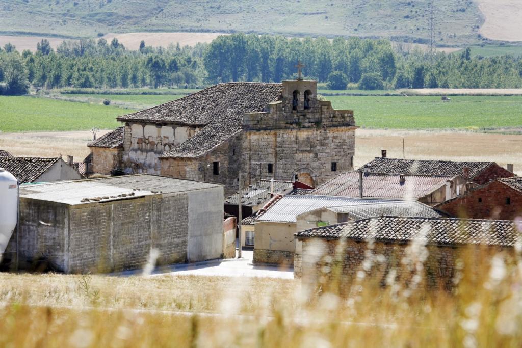 Villodre - Iglesia